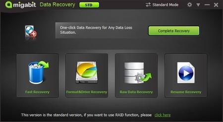 Phần mềm chuyên nghiệp giúp khôi phục dữ liệu vô tình bị xóa trên ổ cứng