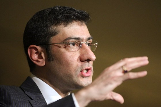 Nokia, thương vụ, bán mình, CEO mới, bổ nhiệm, giải pháp, chiến lược, Rajeev Suri, 46 tuổi