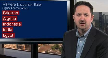 Ông Tim Rains, Giám đốc khối Điện toán An toàn, Tập đoàn Microsoft.