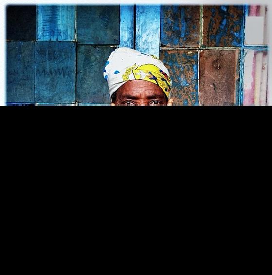 Bức chân dung được chụp tại nước Cộng Hòa Dân Chủ Congo