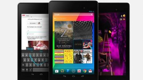 Google Nexus 7 (2013).