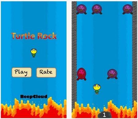 """""""Turtle Rock"""" có đồ họa đơn giản theo phong cách cổ điển và kiểu chơi thú vị"""