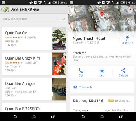 Những tính năng quan trọng mới trên Google Maps mà bạn nên biết