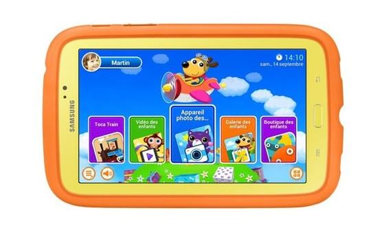 8 mẫu máy tính bảng thiết kế độc đáo dành cho trẻ em