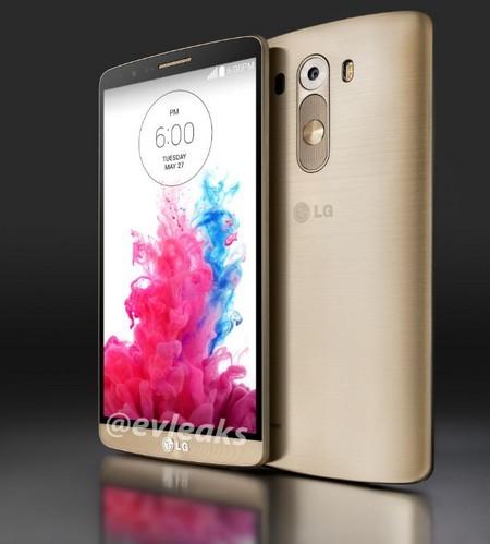 Loạt ảnh chính thức mới nhất vừa bị rò rỉ của LG G3