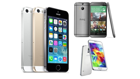 smartphone, iOS, Android, Windows Phone, thời lượng pin