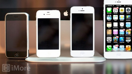 iPhone, Apple, ngày ra mắt