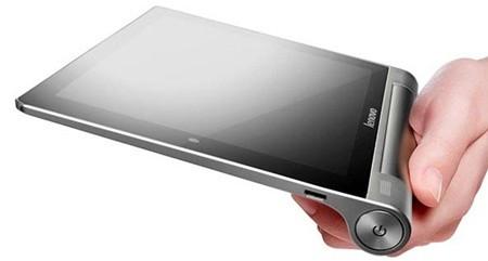 """Cận cảnh Lenovo Yoga Tablet 8"""" B6000 với thiết kế độc đáo"""
