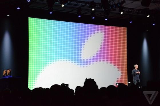 Đang diễn ra Hội nghị WWDC 2014, Apple đang nói về 2 nền tảng iOS và OS X