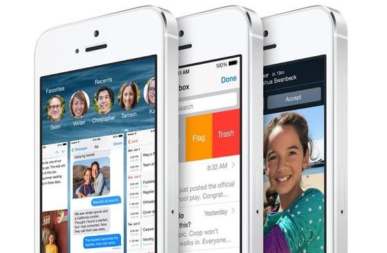 iPhone, iPad, iOS 8