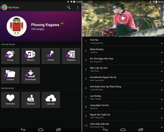 Top ứng dụng khủng trên Google Play