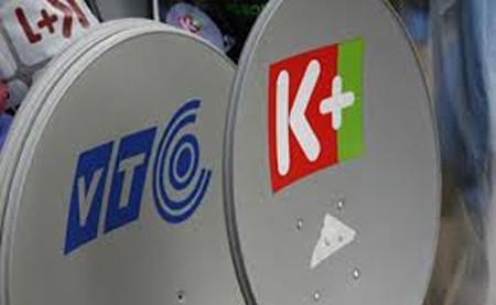 truyền hình trả tiền, VTC, VTVCab, SCTV, K+