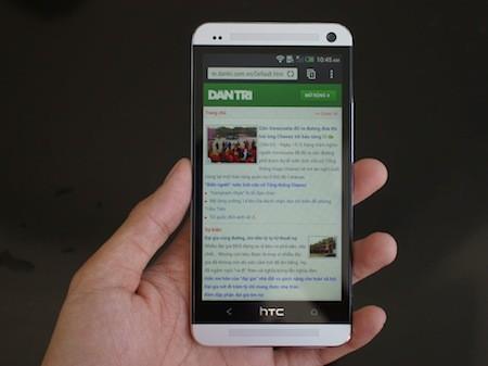 HTC One màn hình lớn hơn 5 inch được cho là sẽ ra mắt trong thời gian tới.