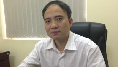 TS Xuân Anh, Viện trưởng Viện Vật lý địa cầu.