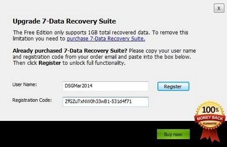 Khôi phục dữ liệu bị mất trên ổ cứng với phần mềm chuyên nghiệp