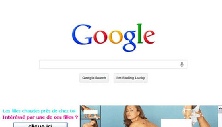 Google, quảng áo sex, AdWords