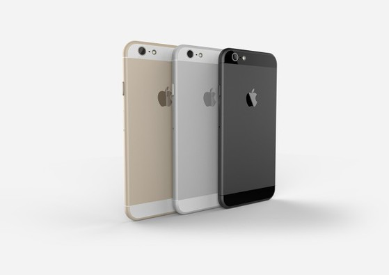 Chân dung chiếc iPhone 6 bản hoàn thiện