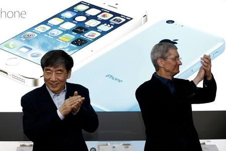 Trung Quốc là thị trường quan trọng của Apple.