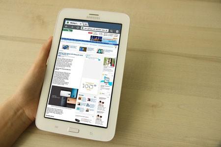 Galaxy Tab 3 Lite sẽ được bán ra thị trường trong tháng 3.