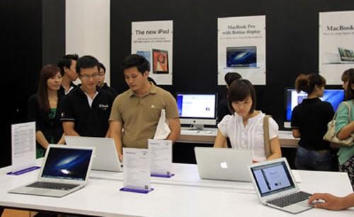 FPT, Apple mua FPT, cổ phiếu