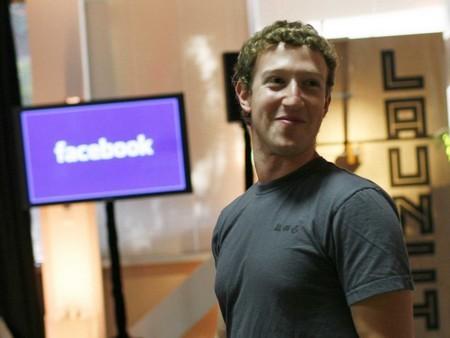 Mark Zuckerberg mới 30 tuổi và vẫn đang trên con đường trở thành người giàu nhất thế giới