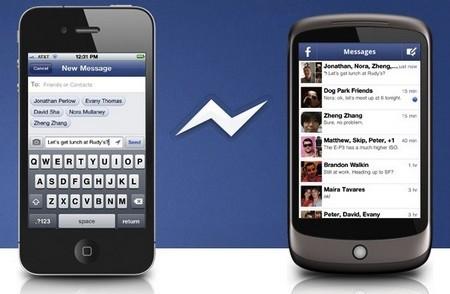 Facebook hủy bỏ chức năng nhận/gửi tin nhắn trên ứng dụng di động