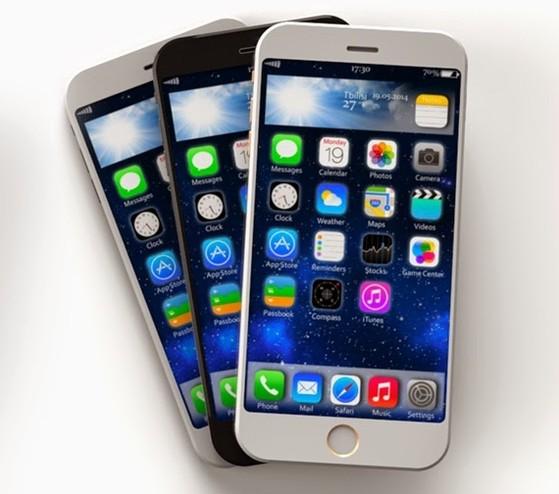 iPhone 6, Apple, camera trước