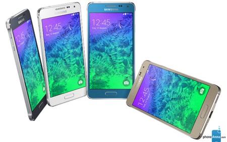 smartphone, chip 8 lõi, Samsung Galaxy S5