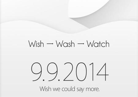 iPhone 6, thư mời, Apple