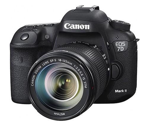 Ảnh được cho là Canon 7D Mark II.