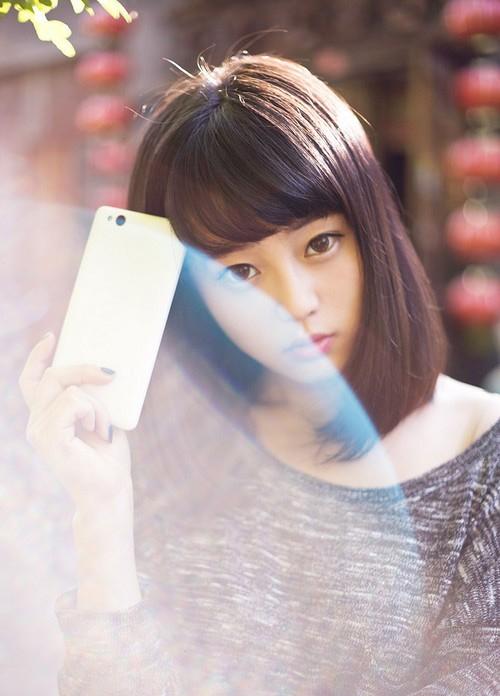 kiều nữ, smartphone