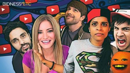"""Google chi tiền tỷ USD để """"lấy lòng"""" các ngôi sao trên Youtube"""