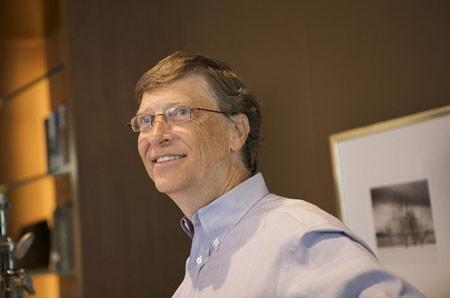 Nhà đồng sáng lập Microsoft Bill Gates hiện đang sở hữu khối tài sản lên tới 81 tỷ USD.