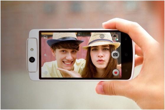 N1 Mini – smartphone có camera selfie đẹp nhất