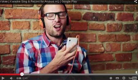 karaoke, Android, iOS