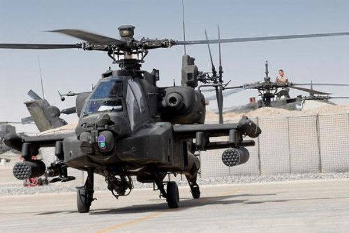 Ấn Độ đã lựa chọn Apache của Mỹ chứ không phải Thợ săn đêm Mi-28 của Nga