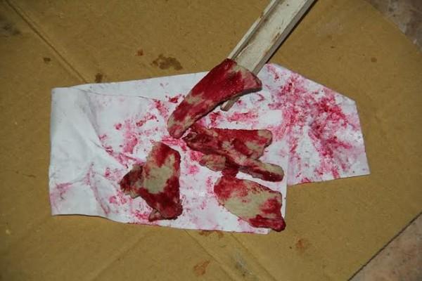 Tìm ra 'thủ phạm' làm thịt lợn chín chuyển màu đỏ máu