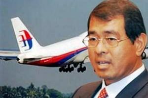 Nguyên Tổng Giám đốc MAS Tajudin Ramli (Nguồn: Malaysia-today.net)