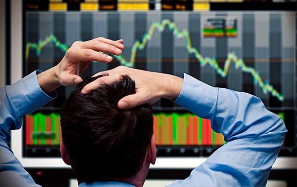 Vốn hóa thị trường (market cap) sàn Hà Nội sụt giảm rõ rệt trong phiên 8/5.