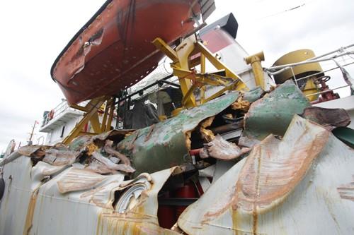tàu kiểm ngư 951 - ảnh nguyễn tú
