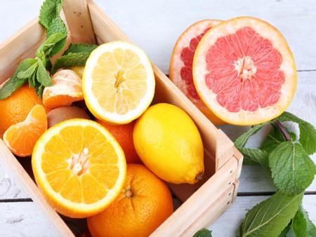 Những lợi ích của trái cây có múi với người trên 50 tuổi