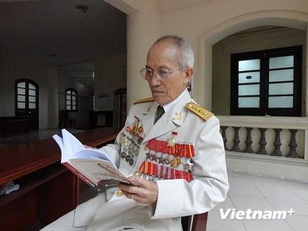 Cựu chiến binh Đoàn 367 đặc công-biệt động Nguyễn Ngọc Thành năm xưa (Ảnh: An Ngọc/Vietnam+)