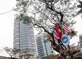 Khách sạn Melia trước giờ đón ông Kim Jong-un