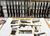 Người dân New Zealand giao nộp súng sau vụ xả súng