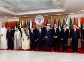 Các nước Ả Rập tìm giải pháp cho Cao nguyên Golan
