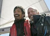 Thủy thủ mù gần 2 tháng ròng lênh đênh trên Thái Bình Dương