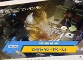 Video: Khoảnh khắc nồi lẩu ở nhà hàng nổi tiếng phát nổ