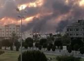 Anh-Đức-Pháp nói Iran đứng sau vụ tấn công ở Saudi Arabia