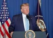 Ông Trump: Tiêu diệt tướng Iran nhằm ngăn chặn một cuộc chiến