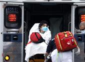 Mỹ lại có thêm kỷ lục đau thương, 1.925 người chết một ngày